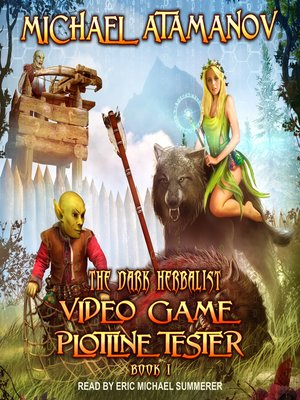 cover image of Video Game Plotline Tester