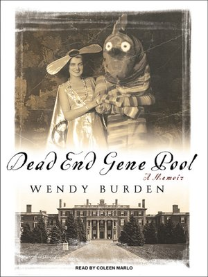 cover image of Dead End Gene Pool