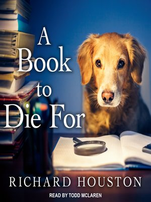 cover image of A Book to Die For