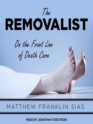 cover image of The Removalist