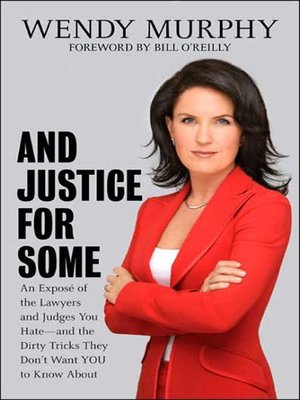 cover image of And Justice for Some
