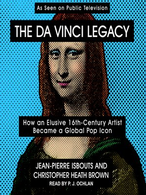 cover image of The da Vinci Legacy