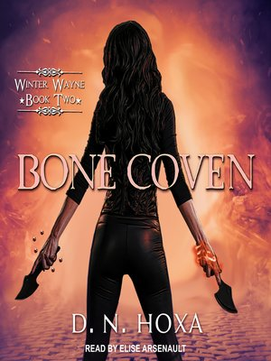 cover image of Bone Coven