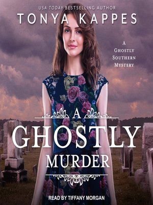 cover image of A Ghostly Murder