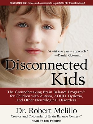cover image of Disconnected Kids