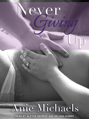 cover image of Never Giving Up