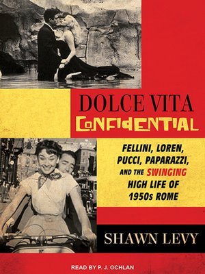 cover image of Dolce Vita Confidential