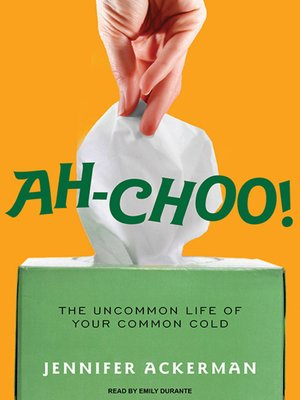 cover image of Ah-Choo!