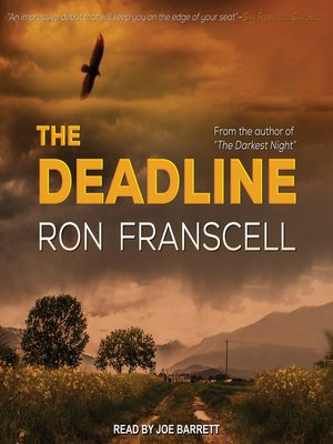 cover image of The Deadline