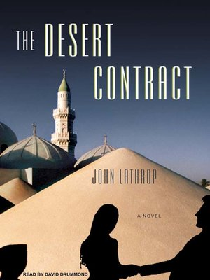 cover image of The Desert Contract
