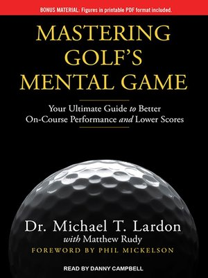 cover image of Mastering Golf's Mental Game