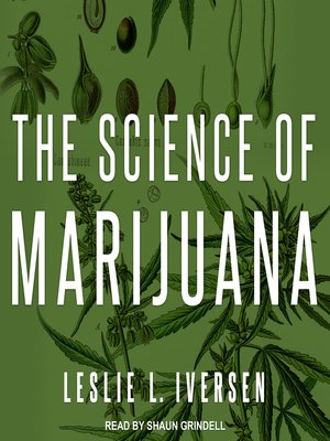 cover image of The Science of Marijuana