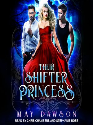 cover image of Their Shifter Princess Series, Book 1