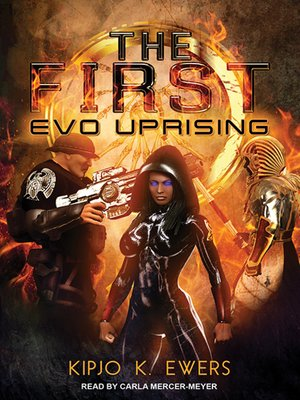 cover image of EVO UPRISING