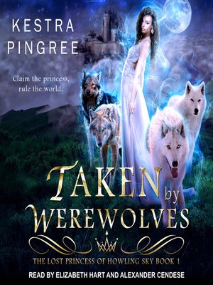 cover image of Taken by Werewolves