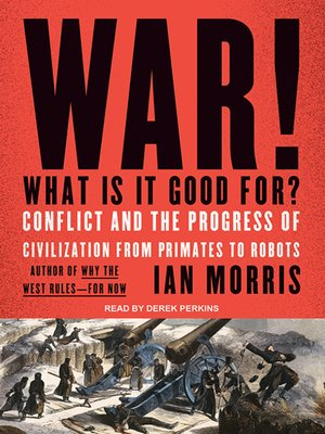 cover image of War! What Is It Good For?