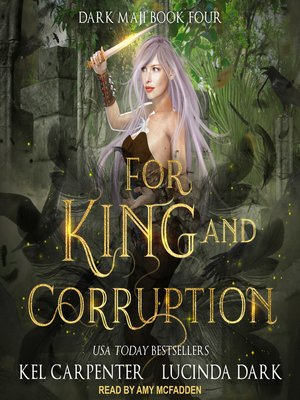 cover image of For King and Corruption