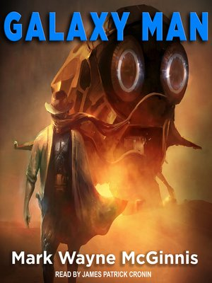 cover image of Galaxy Man