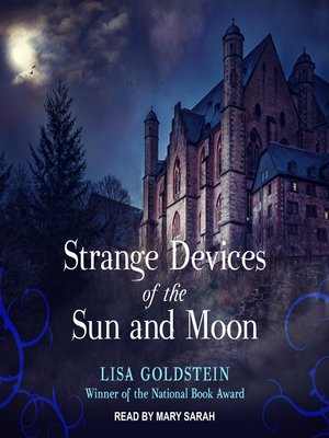 cover image of Strange Devices of the Sun and Moon