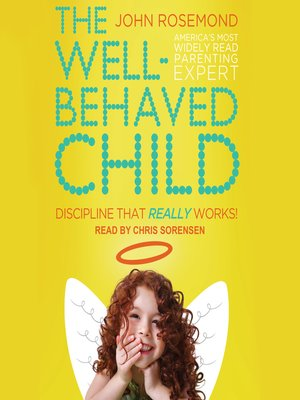 cover image of The Well-Behaved Child