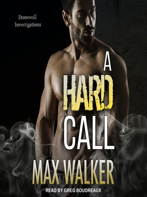 cover image of A Hard Call