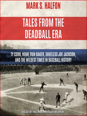 cover image of Tales from the Deadball Era