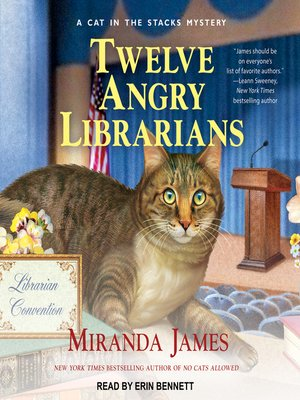 cover image of Twelve Angry Librarians