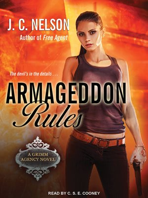 cover image of Armageddon Rules