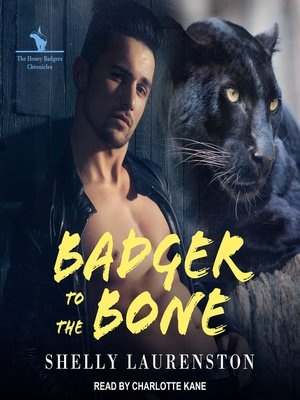 cover image of Badger to the Bone