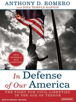 cover image of In Defense of Our America