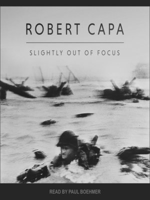 cover image of Slightly Out of Focus