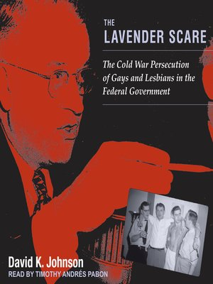 cover image of The Lavender Scare