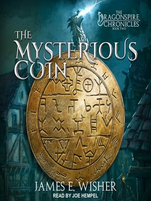 cover image of The Mysterious Coin