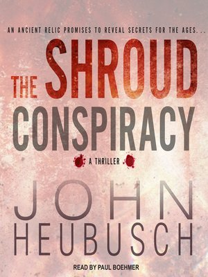cover image of The Shroud Conspiracy