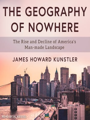 cover image of The Geography of Nowhere