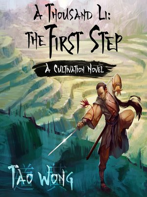 cover image of A Thousand Li--The First Step--A Cultivation Novel