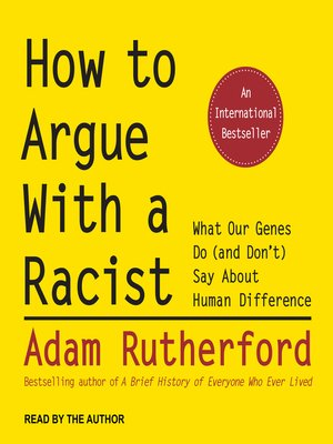 cover image of How to Argue With a Racist