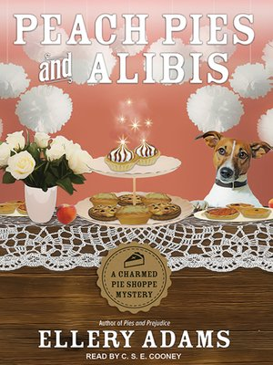 cover image of Peach Pies and Alibis