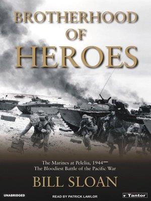 cover image of Brotherhood of Heroes