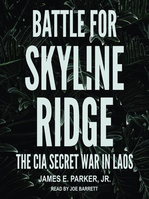 cover image of Battle for Skyline Ridge