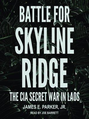 cover image of Battle for Skyline Ridge