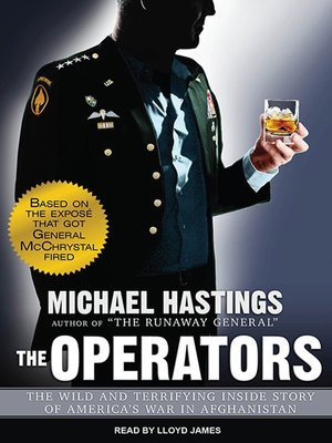 cover image of The Operators