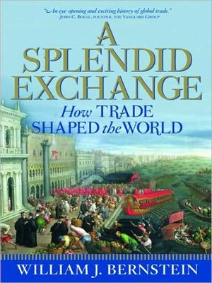 cover image of A Splendid Exchange