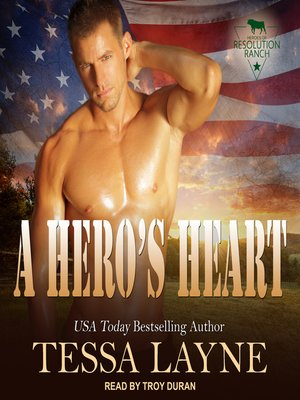 cover image of A Hero's Heart--Resolution Ranch