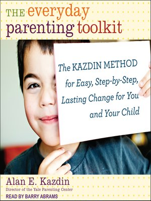 cover image of The Everyday Parenting Toolkit