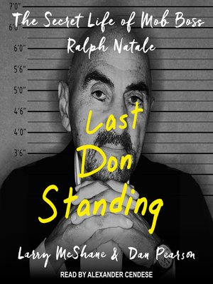 cover image of Last Don Standing