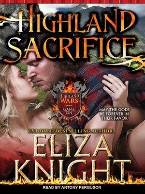 cover image of Highland Sacrifice