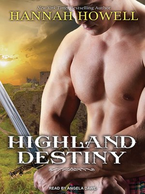 cover image of Highland Destiny