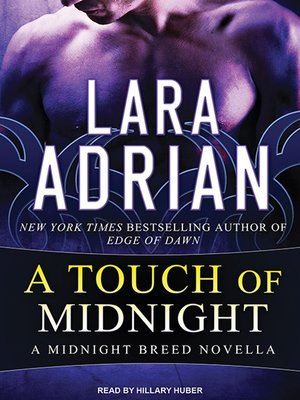 cover image of A Touch of Midnight