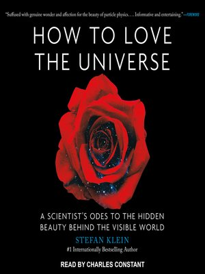 cover image of How to Love the Universe